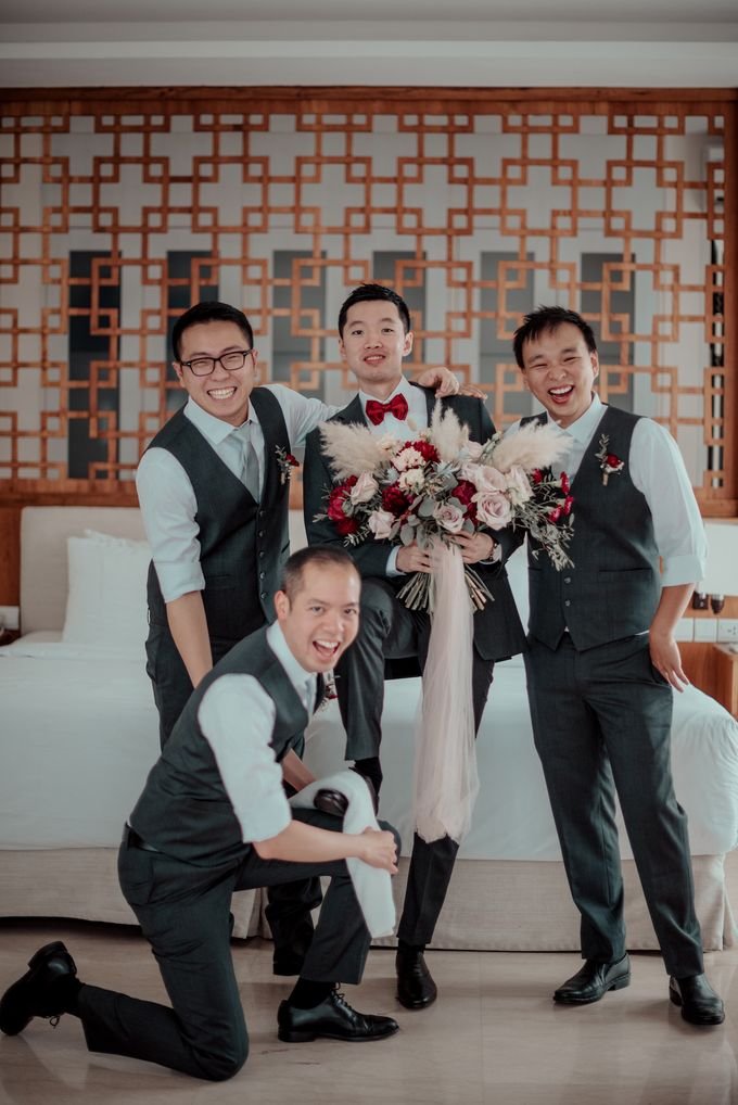 The Wedding of Paulina & Kevin by Bali Eve Wedding & Event Planner - 005