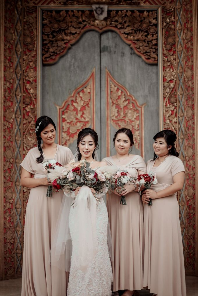 The Wedding of Paulina & Kevin by Bali Eve Wedding & Event Planner - 006