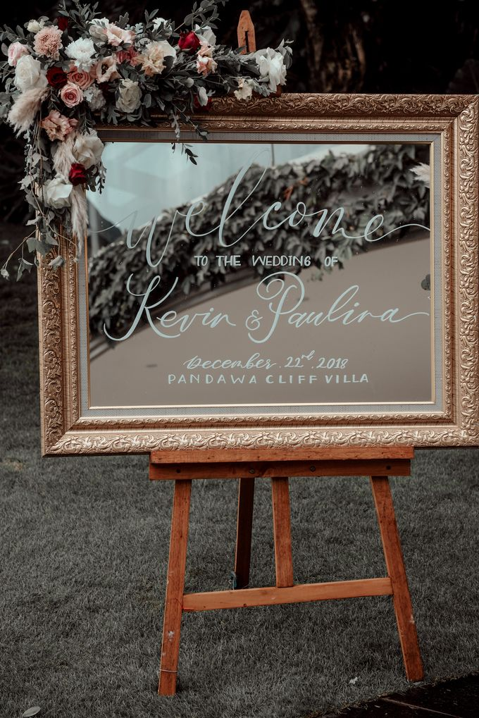 The Wedding of Paulina & Kevin by Bali Eve Wedding & Event Planner - 011