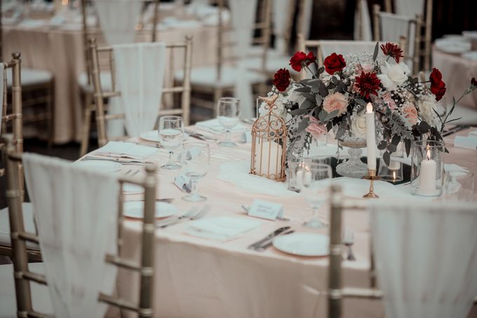 The Wedding of Paulina & Kevin by Bali Eve Wedding & Event Planner - 034