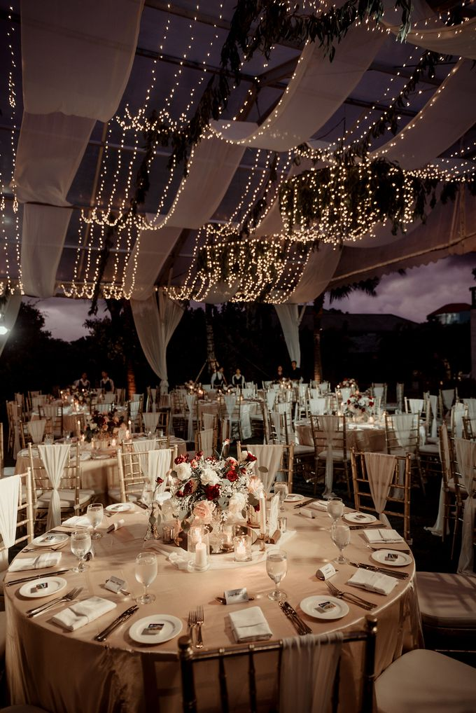 The Wedding of Paulina & Kevin by Bali Eve Wedding & Event Planner - 038