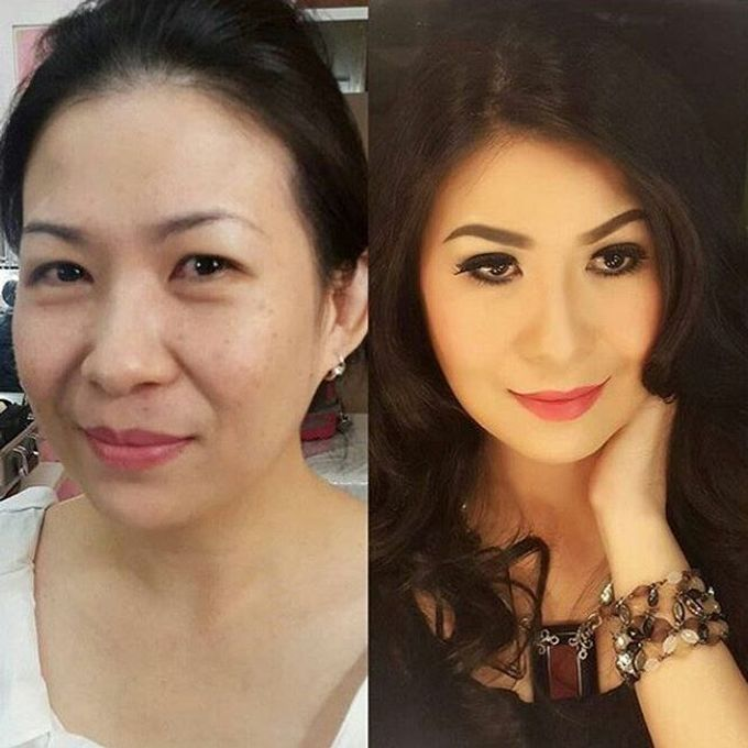 Wedding Makeup Hairdo and Family Makeup Hairdo by Ira Makeup Artist - 024