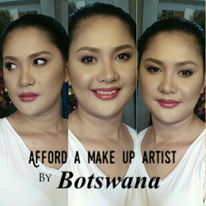 September Bride by Afford A Make Up Artist - 006