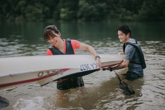 CK Elaine - Kayak love story by Pixioo Photography - 047