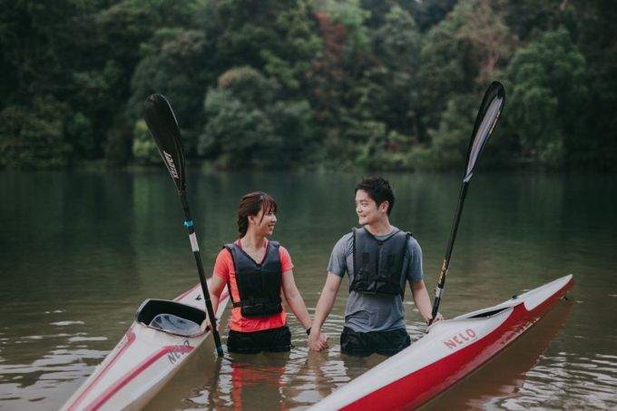 CK Elaine - Kayak love story by Pixioo Photography - 048