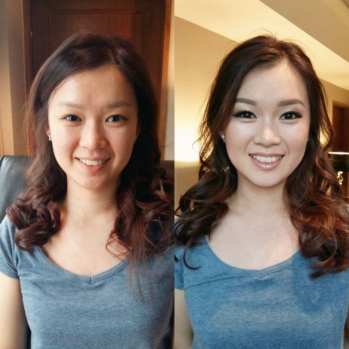 Bridal Makeup & Hair by My Cherry Style - 001