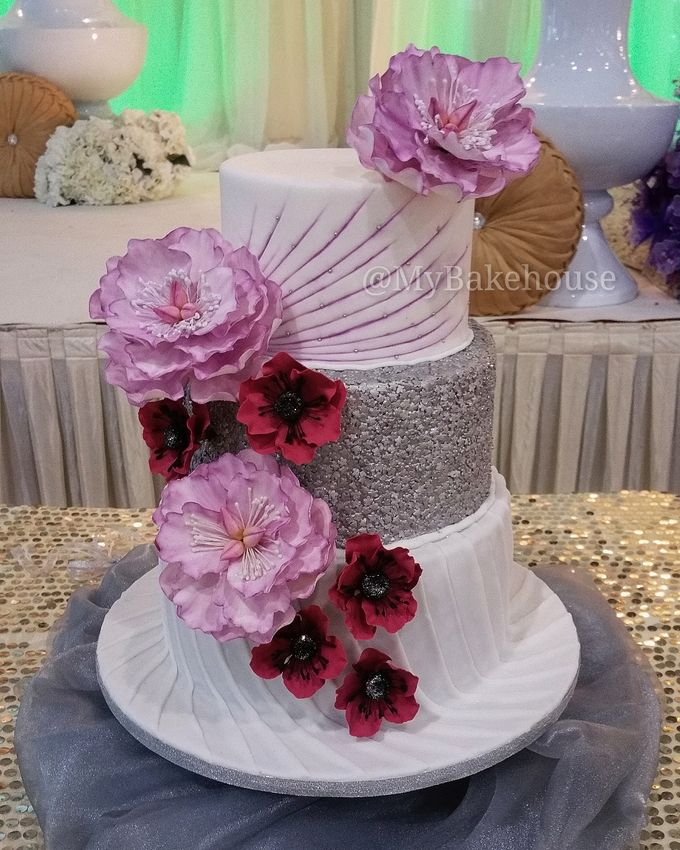 Wedding Cakes by My Bakehouse - 001
