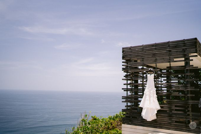 Ck & Quennezy -  Bali Wedding by Joe's Tailoring - 001