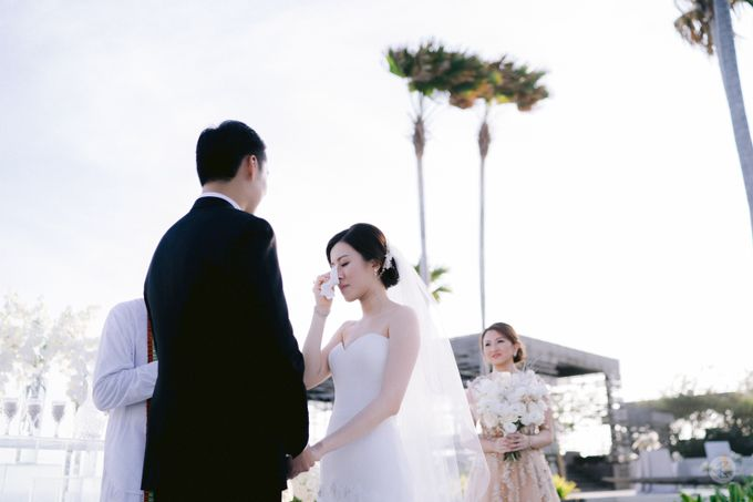 Ck & Quennezy -  Bali Wedding by Joe's Tailoring - 011