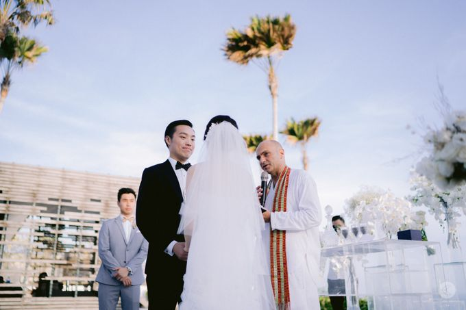 Ck & Quennezy -  Bali Wedding by Joe's Tailoring - 013