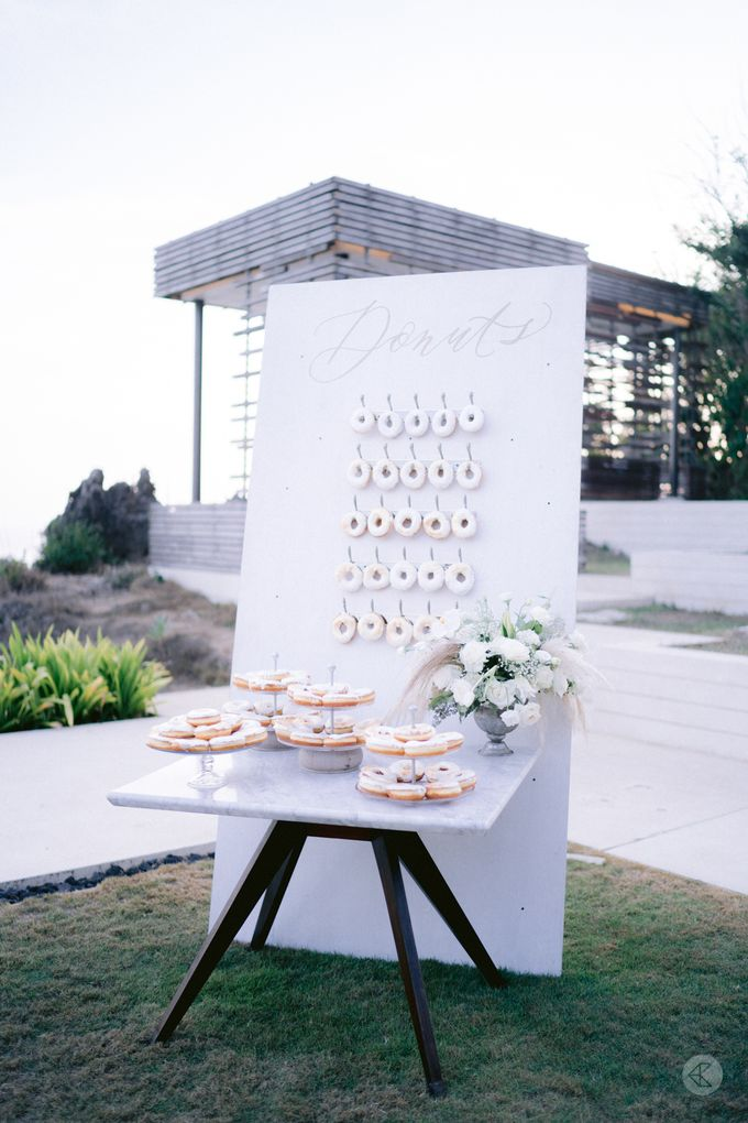 Ck & Quennezy -  Bali Wedding by Joe's Tailoring - 018