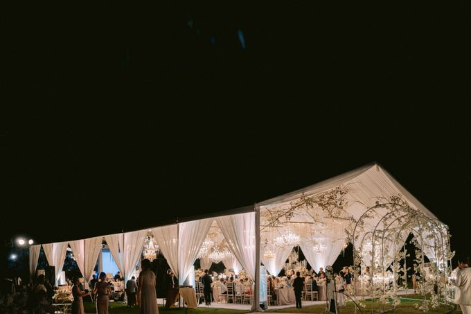 Ck & Quennezy -  Bali Wedding by Joe's Tailoring - 022