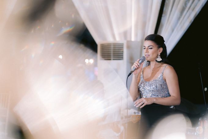 Ck & Quennezy -  Bali Wedding by Joe's Tailoring - 025