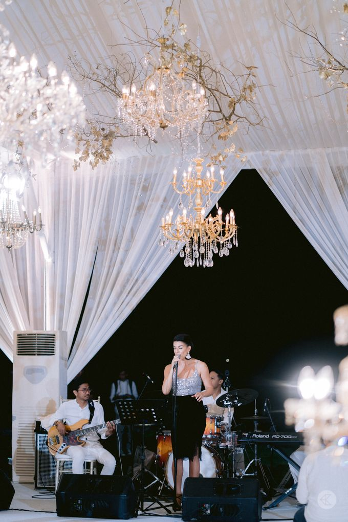Ck & Quennezy -  Bali Wedding by Joe's Tailoring - 026