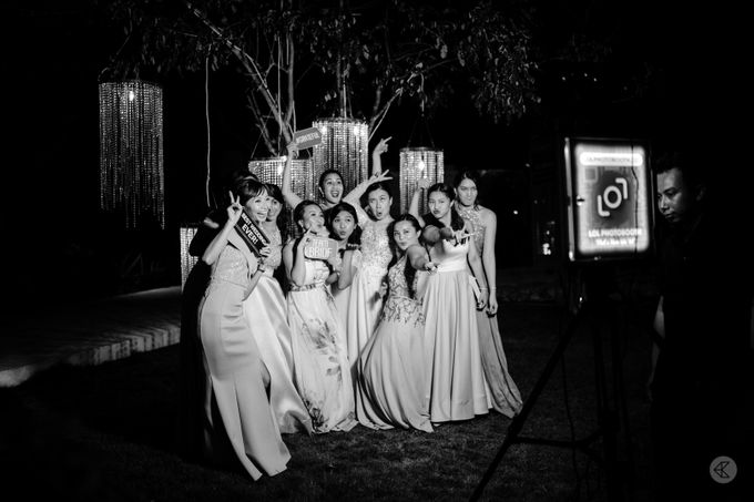 Ck & Quennezy -  Bali Wedding by Joe's Tailoring - 027