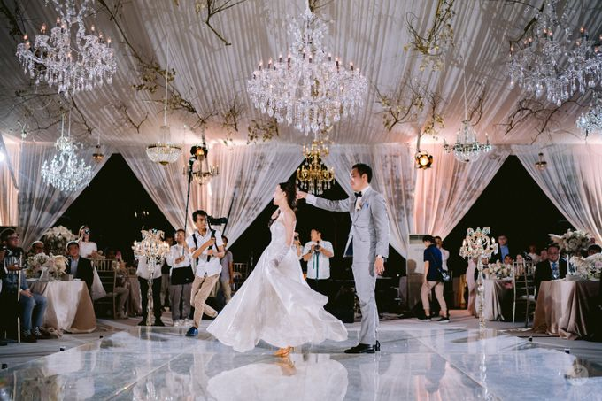 Ck & Quennezy -  Bali Wedding by Joe's Tailoring - 030