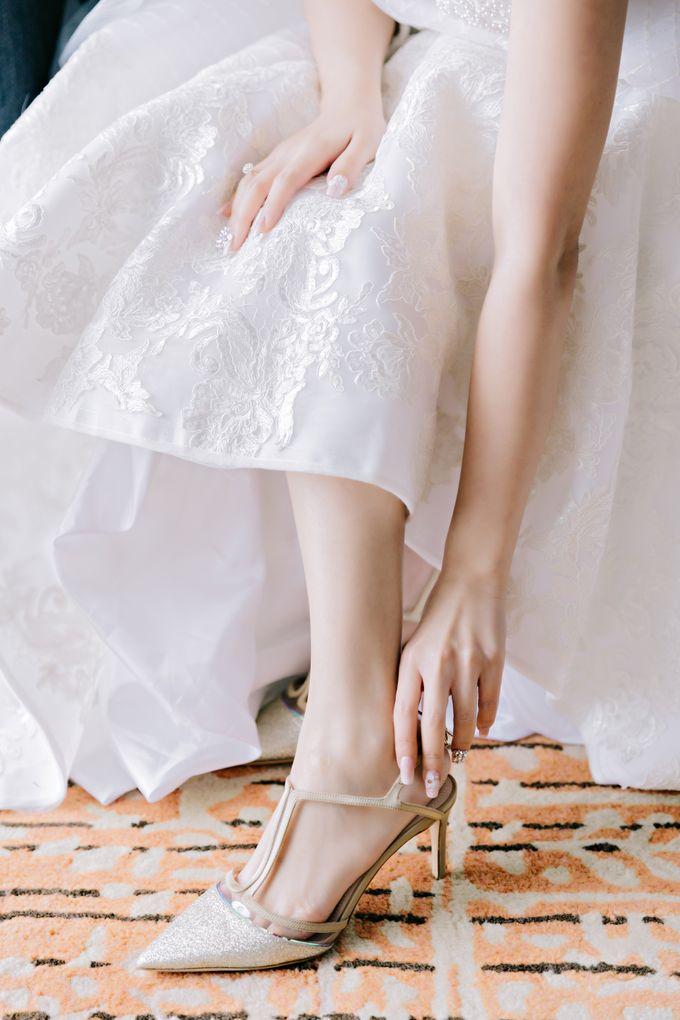 Wedding of Angga & Andrea by Treesia Makeup Artist - 018