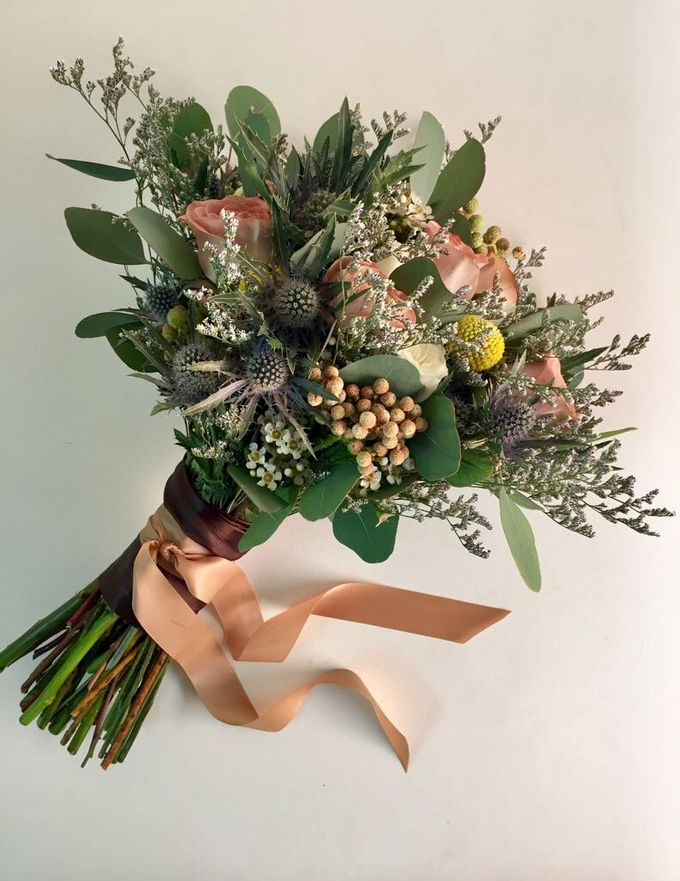 Bridal Bouquets by The Olive 3 (S) Pte Ltd - 006
