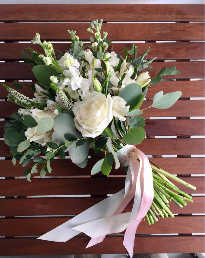 Bridal Bouquets by The Olive 3 (S) Pte Ltd - 001