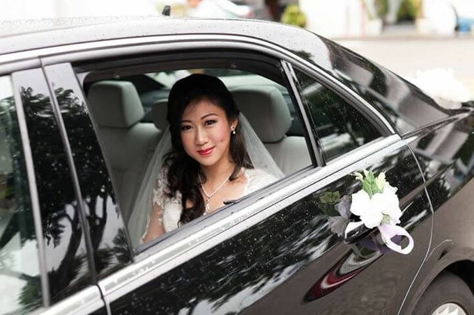 Wedding Dinner Actual Day by Lili Makeup Specialist - 006