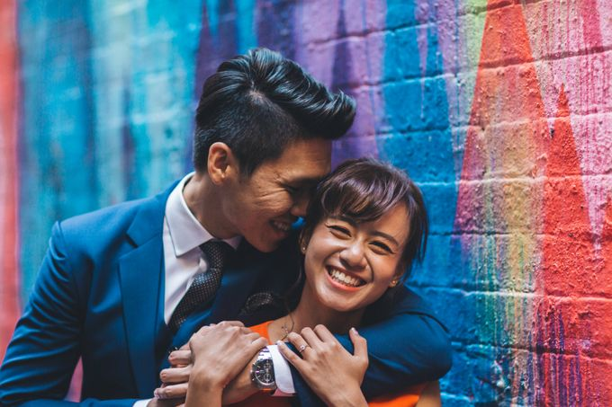 [Video] Melbourne Prewedding by Darren and Jade Photography - 025
