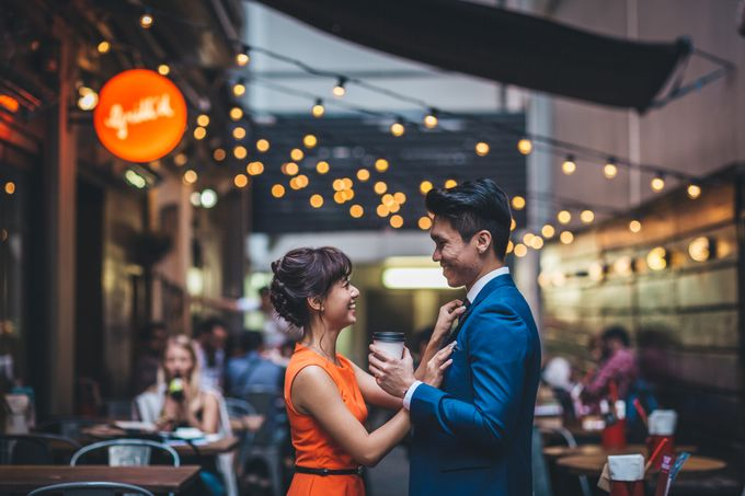 [Video] Melbourne Prewedding by Darren and Jade Photography - 026
