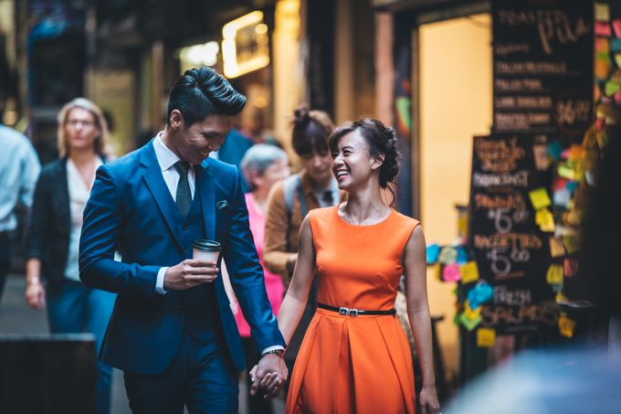 [Video] Melbourne Prewedding by Darren and Jade Photography - 027