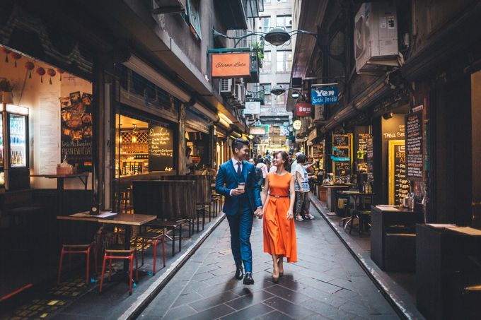 [Video] Melbourne Prewedding by Darren and Jade Photography - 028