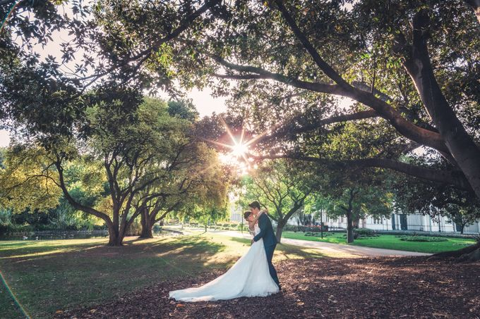 [Video] Melbourne Prewedding by Darren and Jade Photography - 030