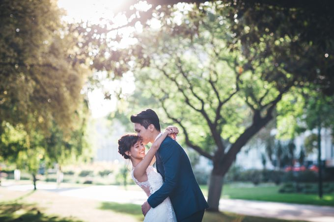 [Video] Melbourne Prewedding by Darren and Jade Photography - 031