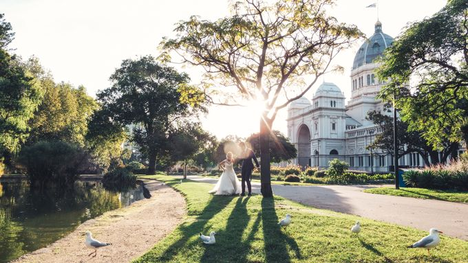[Video] Melbourne Prewedding by Darren and Jade Photography - 032