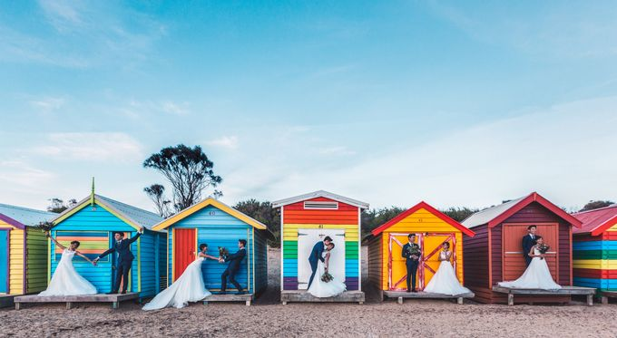 [Video] Melbourne Prewedding by Darren and Jade Photography - 033