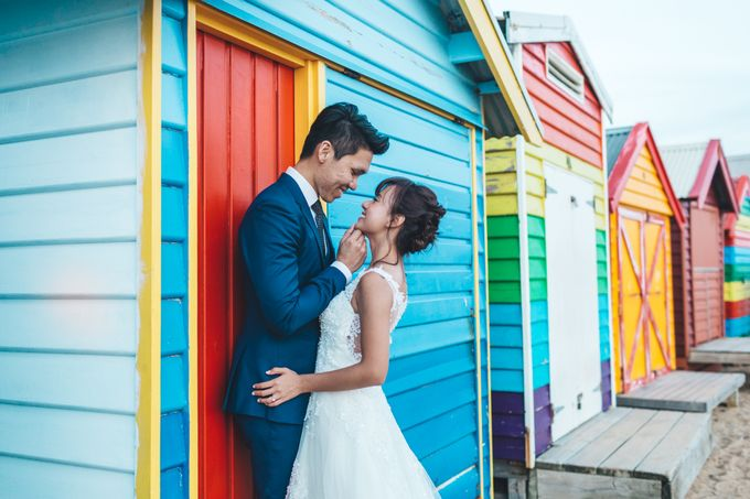 [Video] Melbourne Prewedding by Darren and Jade Photography - 034