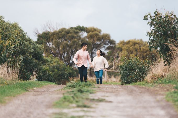 [Video] Melbourne Prewedding by Darren and Jade Photography - 035
