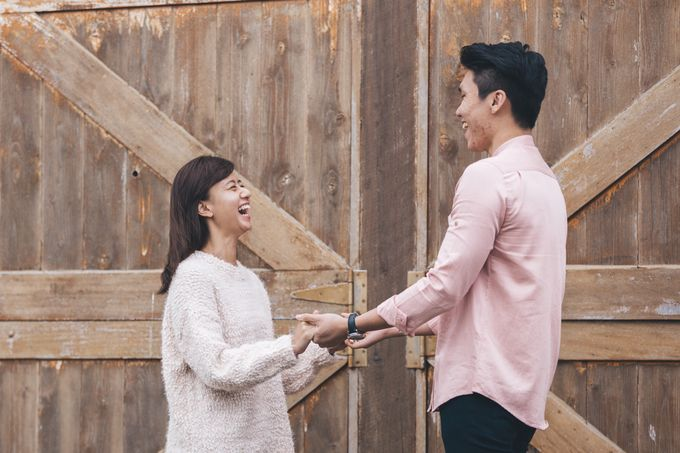 [Video] Melbourne Prewedding by Darren and Jade Photography - 039