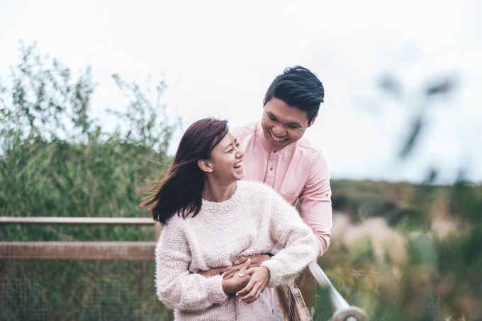 [Video] Melbourne Prewedding by Darren and Jade Photography - 042