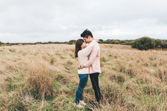[Video] Melbourne Prewedding by Darren and Jade Photography - 045