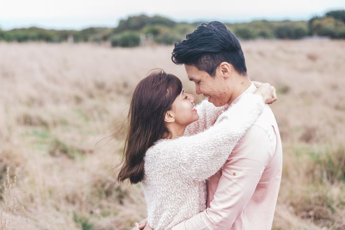 [Video] Melbourne Prewedding by Darren and Jade Photography - 047