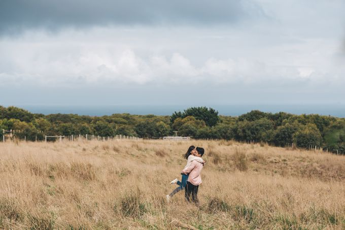 [Video] Melbourne Prewedding by Darren and Jade Photography - 049