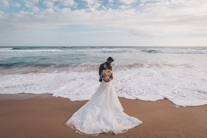 [Video] Melbourne Prewedding by Darren and Jade Photography - 002