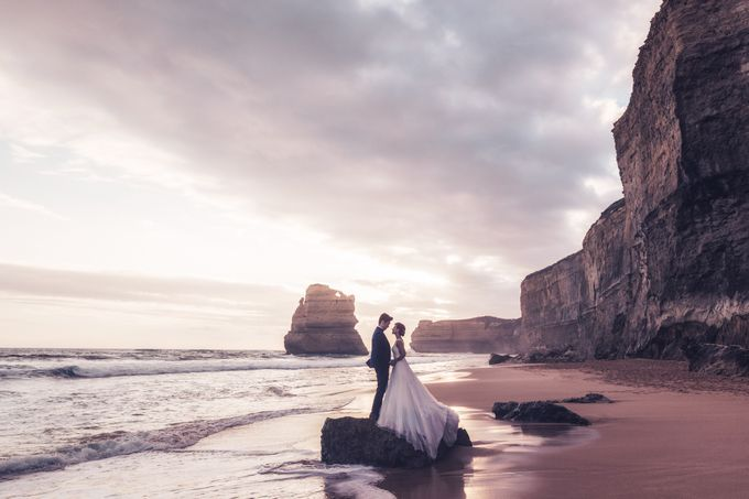 [Video] Melbourne Prewedding by Darren and Jade Photography - 004