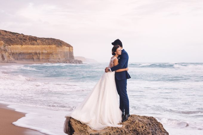 [Video] Melbourne Prewedding by Darren and Jade Photography - 005