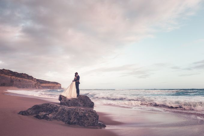 [Video] Melbourne Prewedding by Darren and Jade Photography - 006