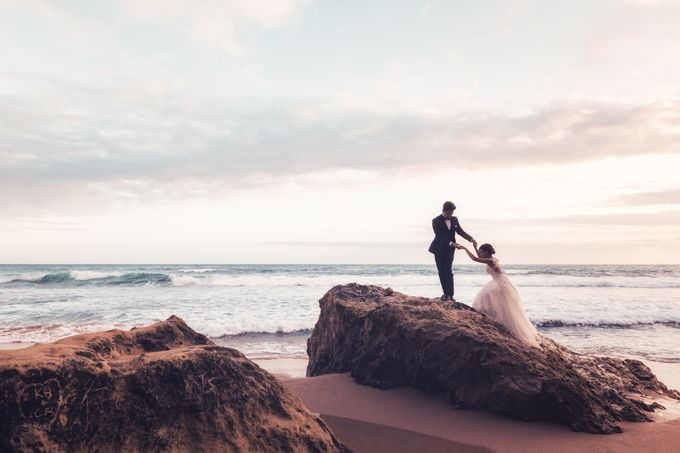 [Video] Melbourne Prewedding by Darren and Jade Photography - 007
