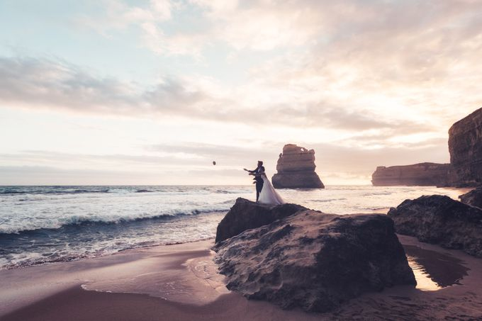 [Video] Melbourne Prewedding by Darren and Jade Photography - 008