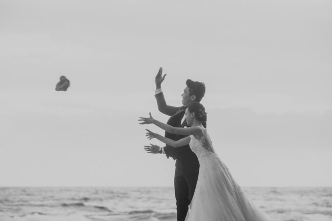 [Video] Melbourne Prewedding by Darren and Jade Photography - 009