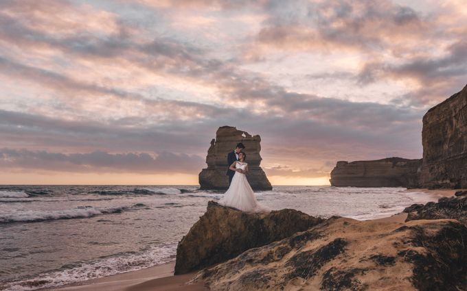 [Video] Melbourne Prewedding by Darren and Jade Photography - 010