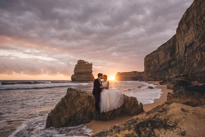 [Video] Melbourne Prewedding by Darren and Jade Photography - 012