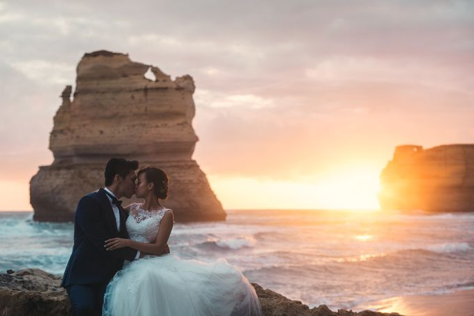 [Video] Melbourne Prewedding by Darren and Jade Photography - 013