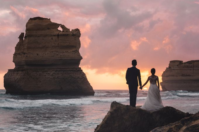 [Video] Melbourne Prewedding by Darren and Jade Photography - 019
